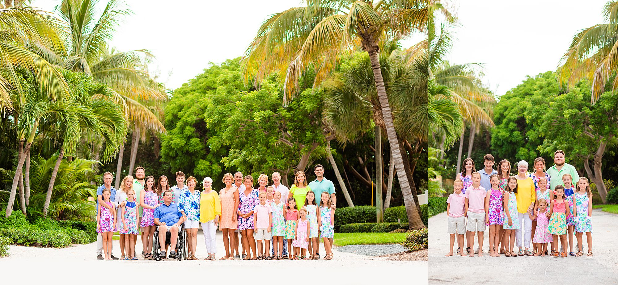 lilly pulitzer family photos