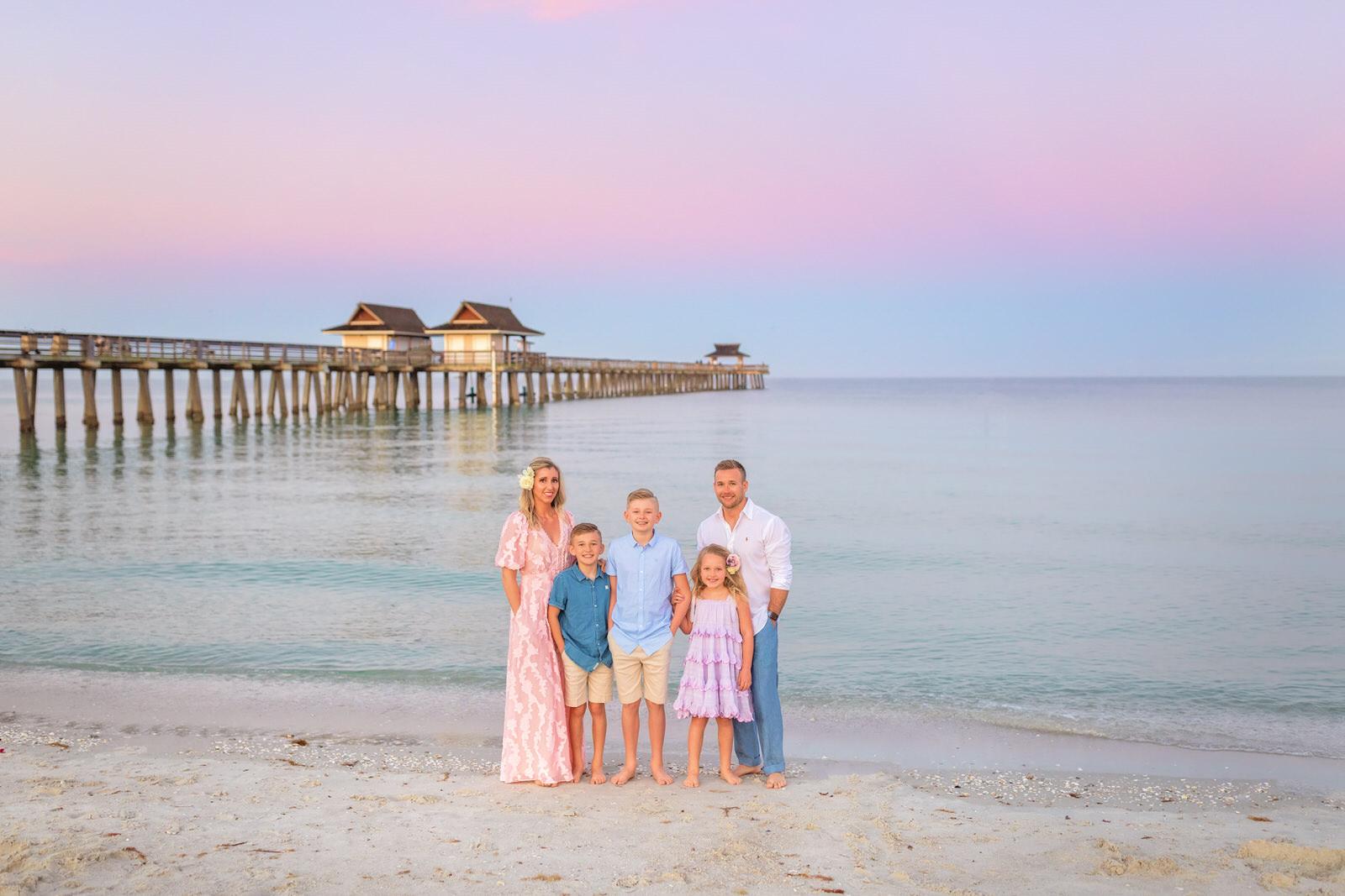 Naples Family Photographer