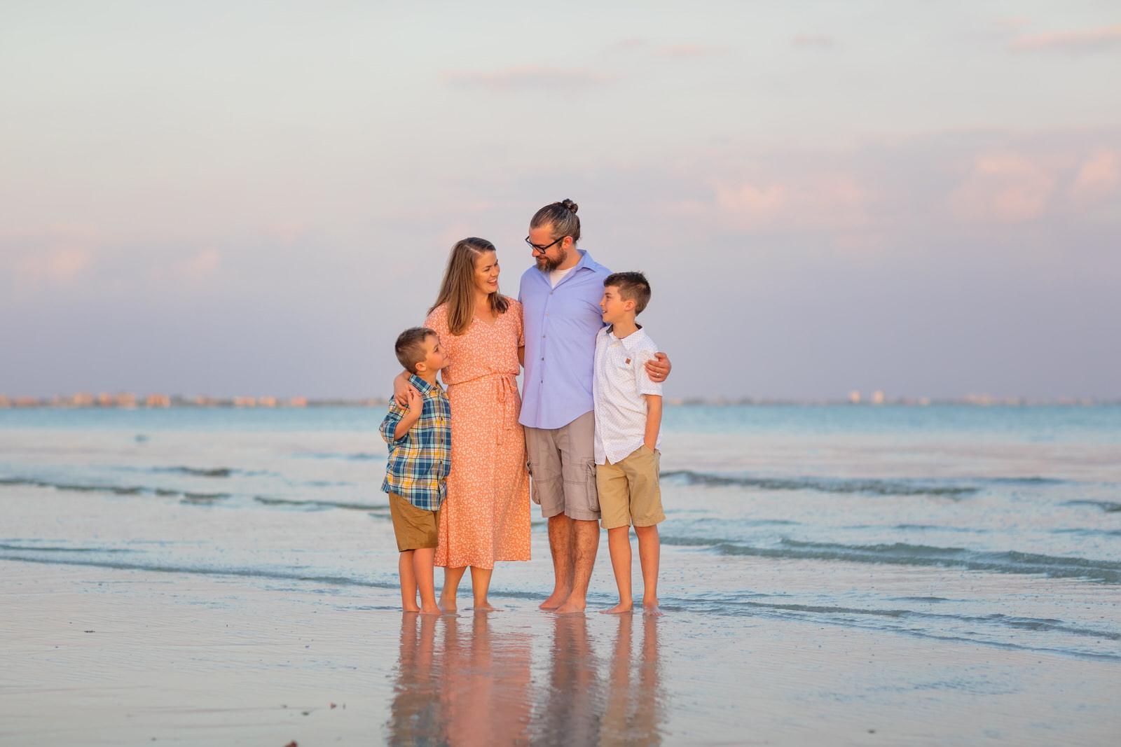 sanibel family vacation