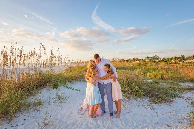 best sanibel island family photography
