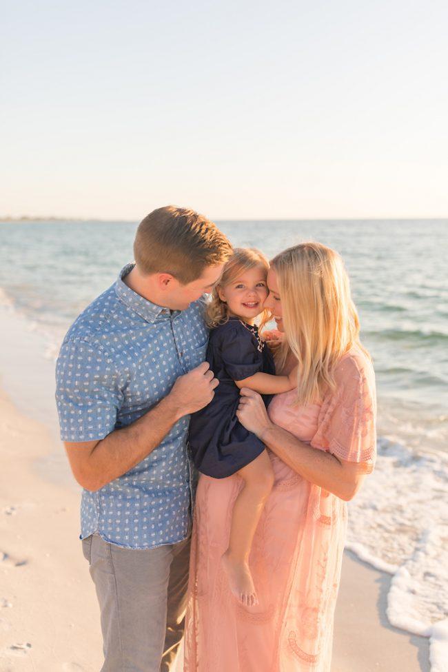 boca grande florida family beach photography