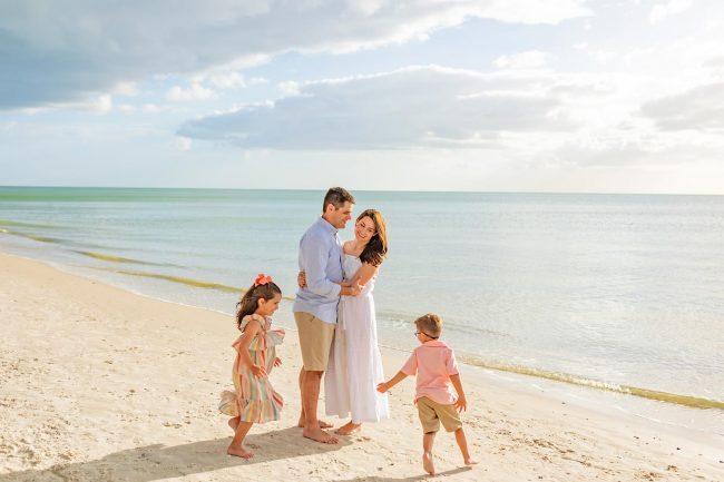 bonita springs florida family vacation photography