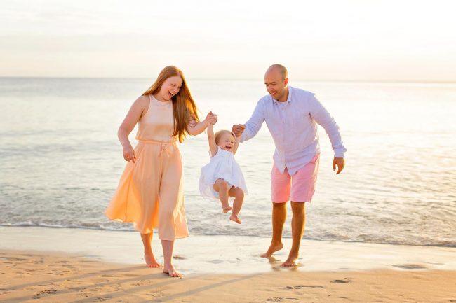 family beach photos bonita springs florida