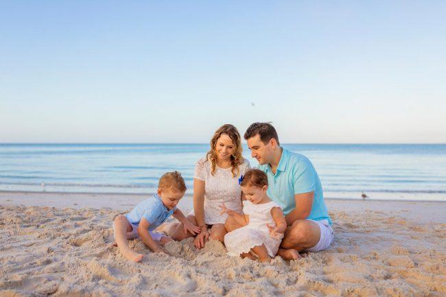 family beach photos ft myers florida