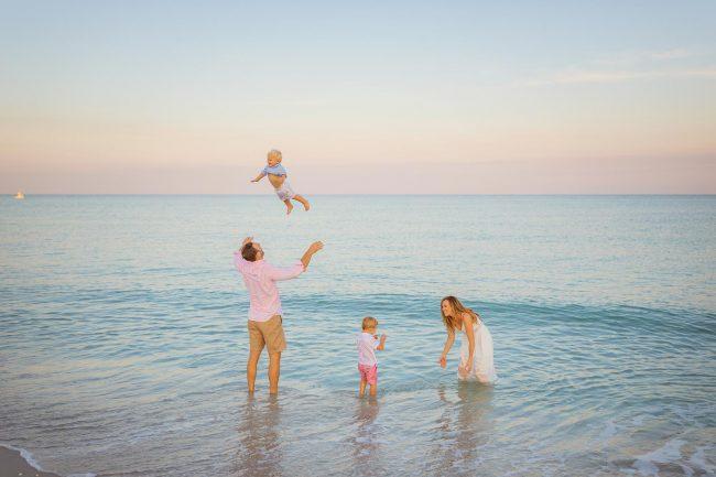 family beach photos marco island florida