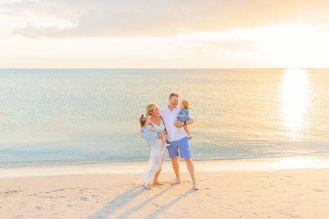 family beach photos naples florida