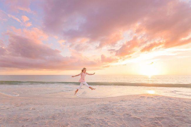 family photographer bonita springs florida beach vacation