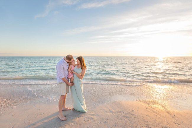 family photographer captiva island florida beach vacation