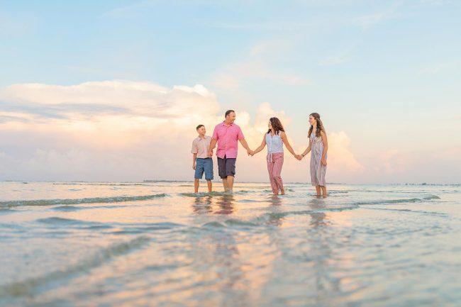 family photographer marco island florida beach vacation