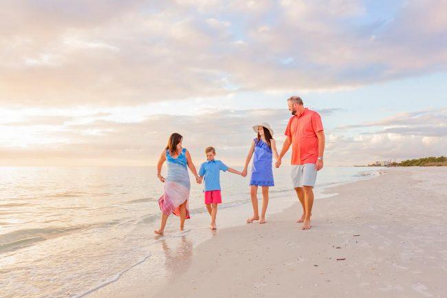 family photos captiva island