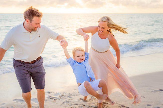 family portraits on the beach naples florida photographer
