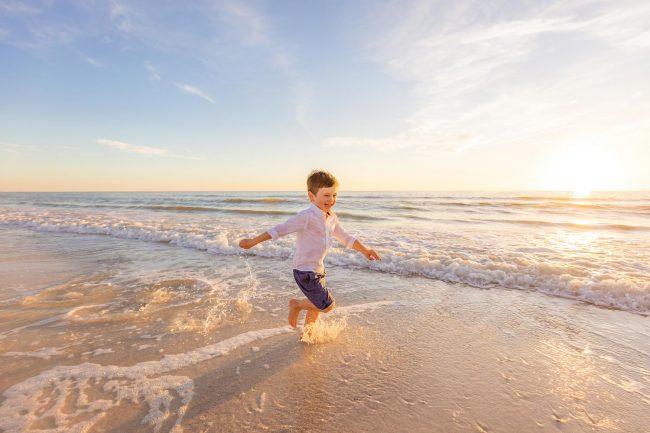 family vacation photography ft myers beach florida