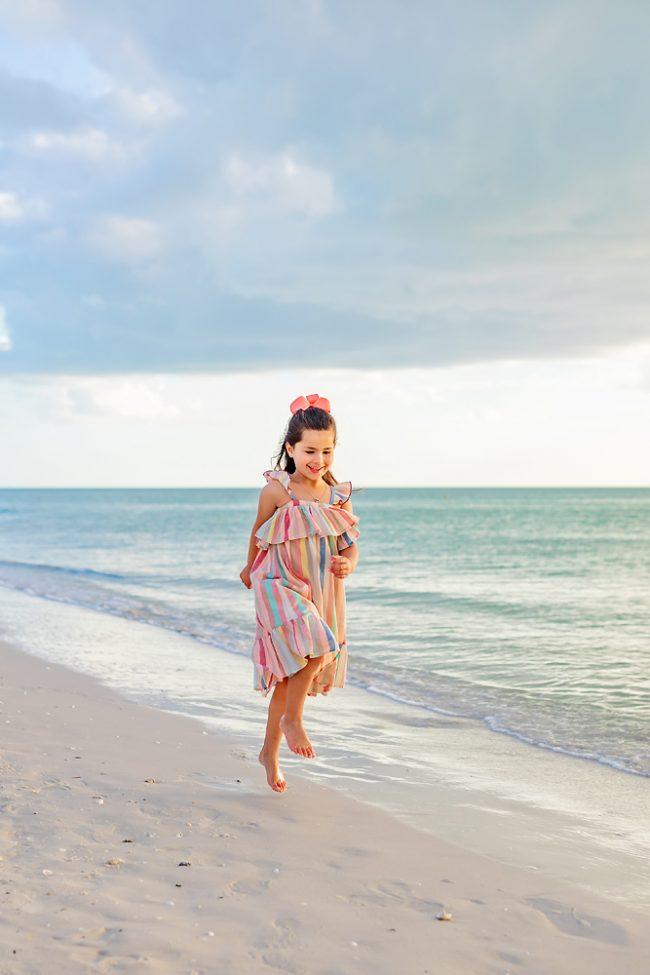 ft myers beach family vacation photographer