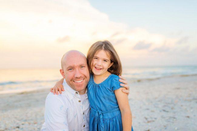 ft myers beach florida family beach photography