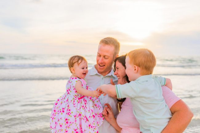 naples florida family beach photography