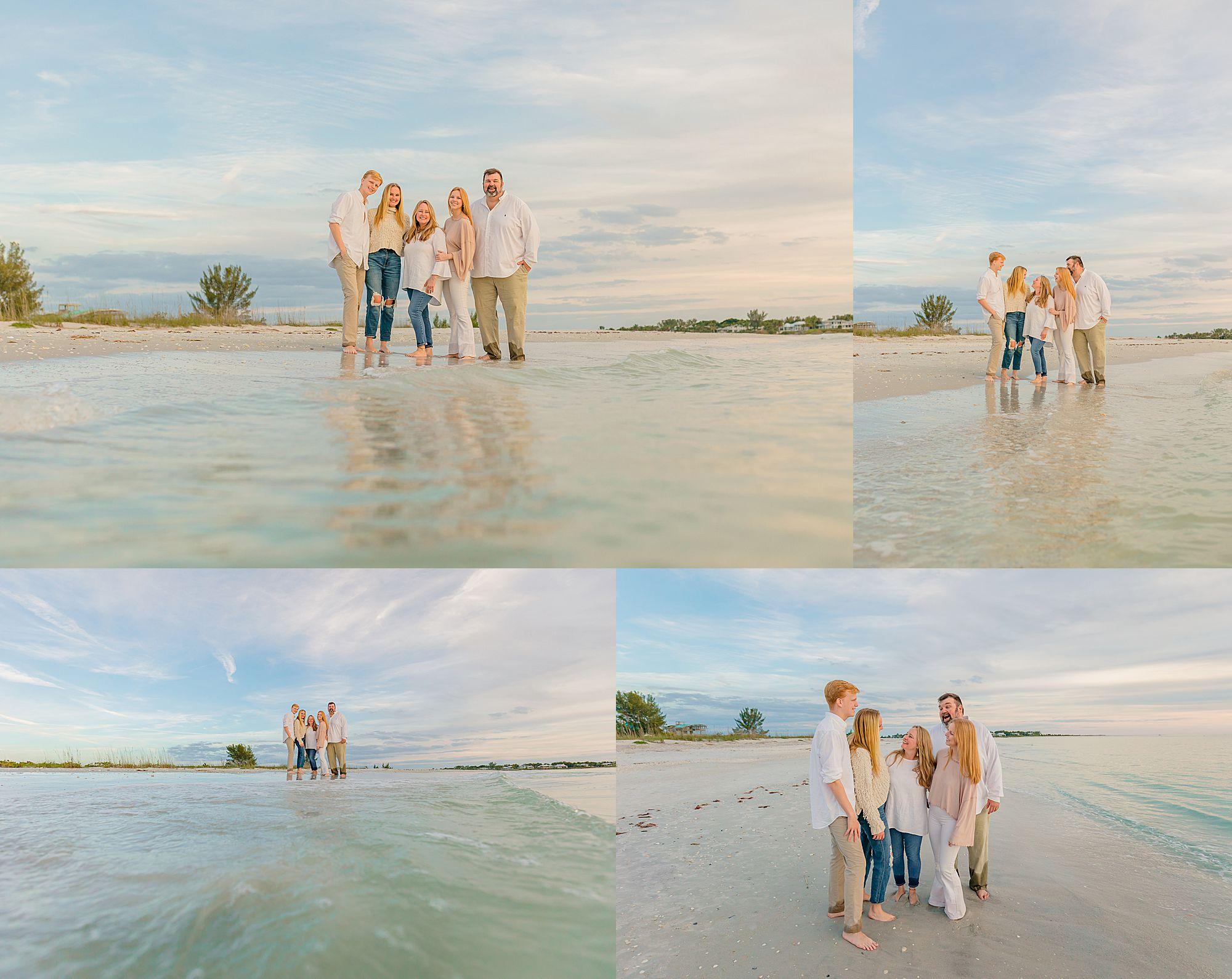 Gasparilla Island Family Photgrapher
