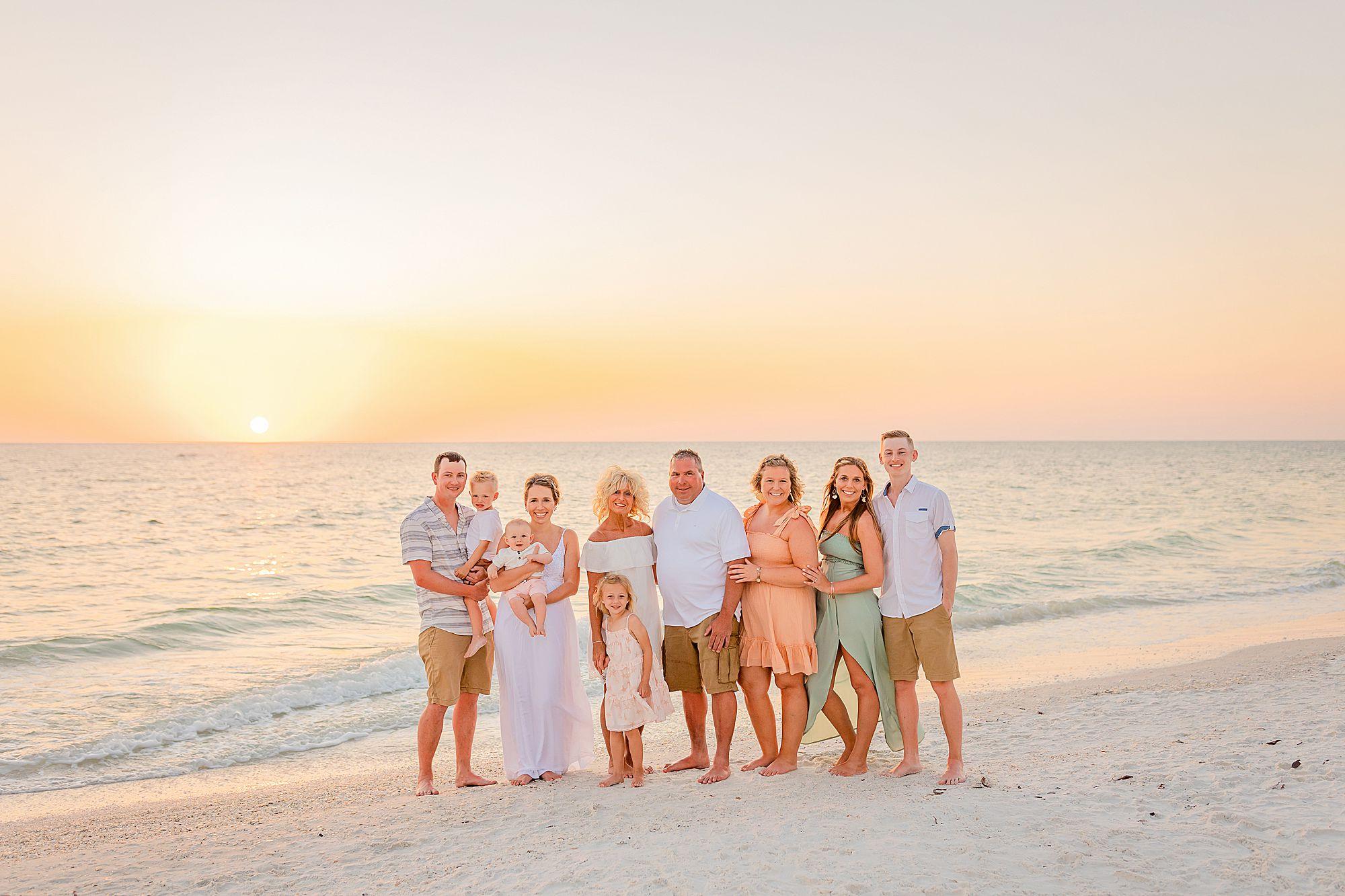 Marco Island Family Vacation