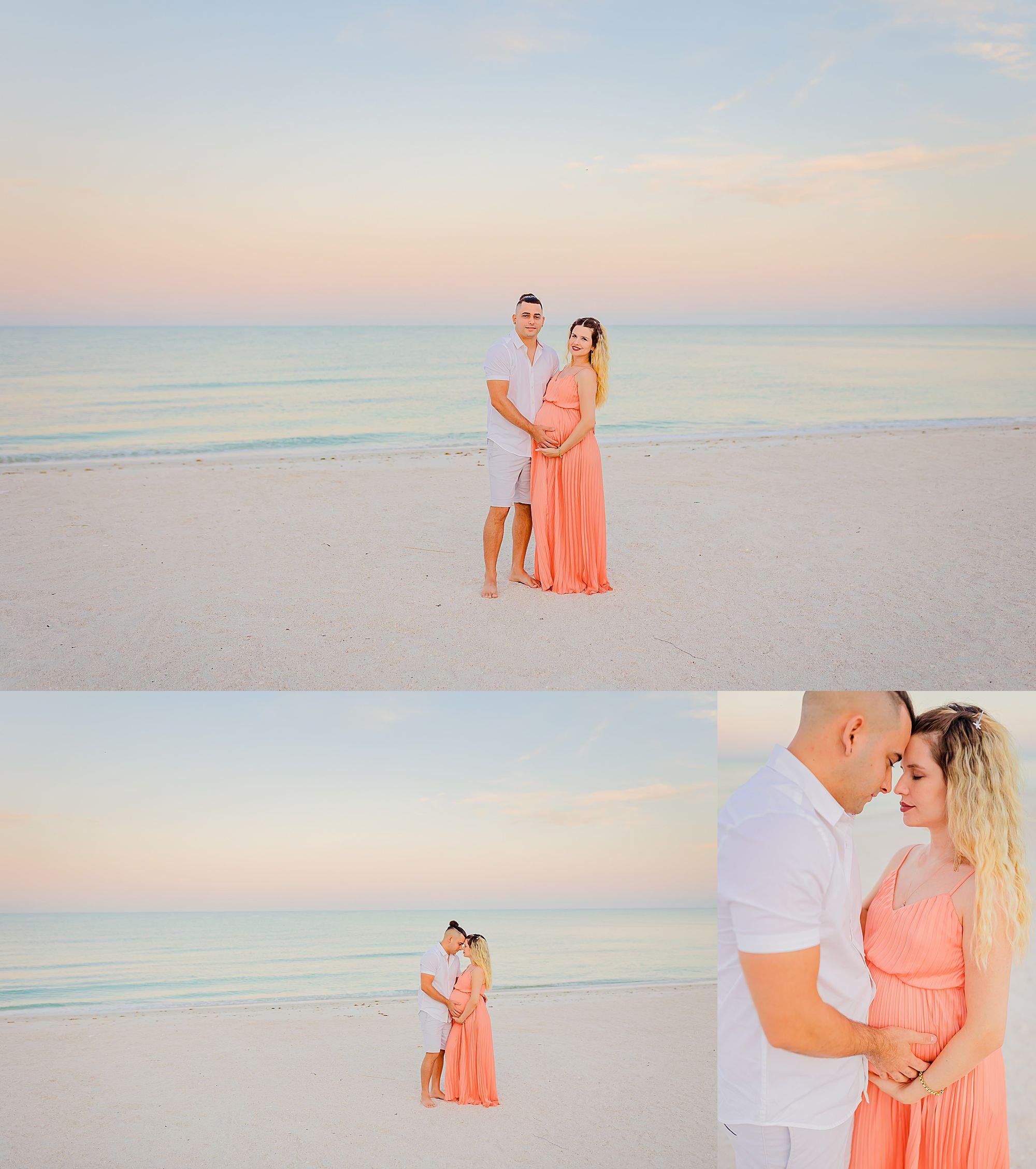 Naples Maternity Photos